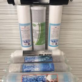 Tüm Tezgah altı R.O 10 inç Su Arıtma Cihazlarına uyumludur