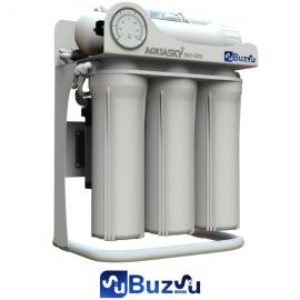 600 GPD Endüstriyel Su Arıtma Cihazı - AquaSky Buzsu