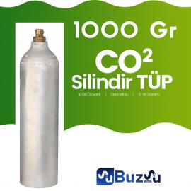 1000 Gr Co2 Soda Makinesi Tüpü - Doğal Organik