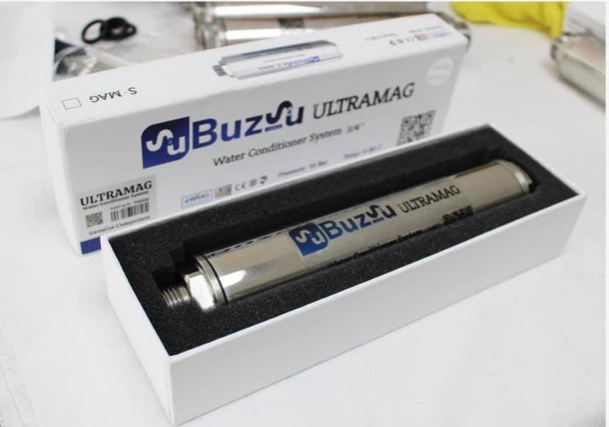 Ultra Mag Manyetik kireç Önleyici, Kireci Kırar + Söker Atar