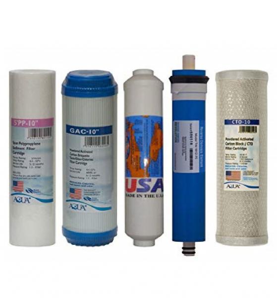 5 Aşama Su Arıtma Cihazı Filtre Fiyatı Usa Amerikan