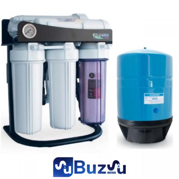 300 GPD Endüstriyel Su Arıtma Cihazı