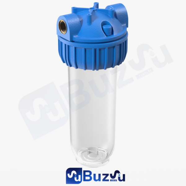 Daire Ana Giriş Tekli Filtreleme Sistemi - Filtre İçermez