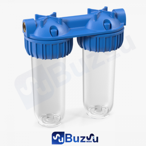 Daire Ana Giriş 2 li Filtreleme Sistemi - Filtre İçermez