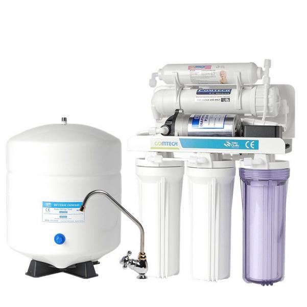 ComTech TE 2A Pompalı Su Arıtma Cihazı