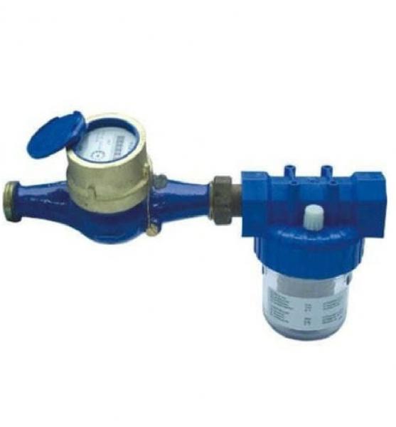 Su Sayaç Filtresi - Yılanabilir Pislik Tutucu Filtreli