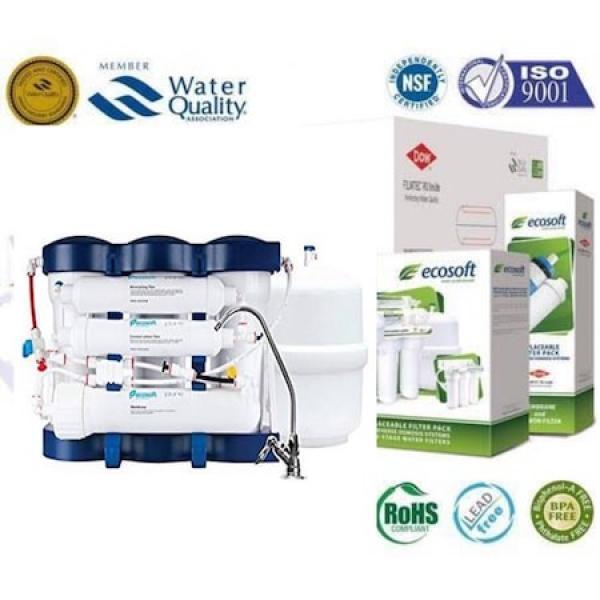 Ecosoft Pure Su Arıtma Cihazı Fiyatı -ÜCRETSİZ KARGO