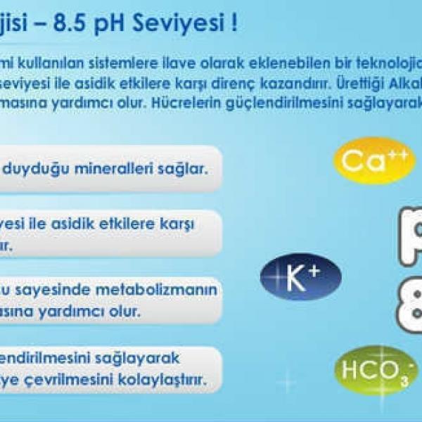 LifeTech Tekli Alkalin Filtre Fiyatı - ÜCRETSİZ KARGO