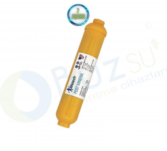 LifeTech Post Mineral Tekli Filtre Fiyatı -ÜCRETSİZ KARGO