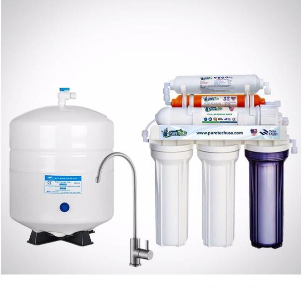 Puretech PR 2B Pompasız Su Arıtma Cihazı - ÜCRETSİZ KARGO