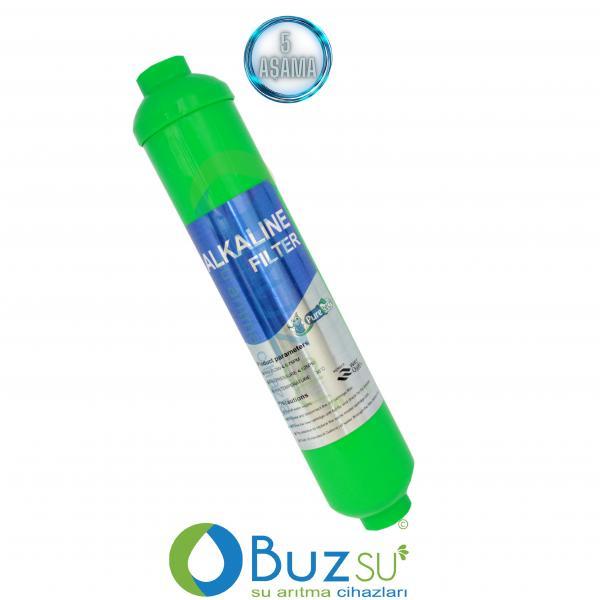 PureTech USA Post Alkalin Filtre Fiyatı - Ücretsiz Kargo