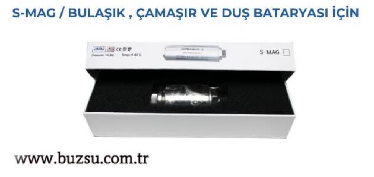 SMAG Çamaşır Bulaşık Makinesi Kireç Yumuşatıcı