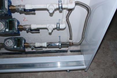 UltraMag Manyetik Kireç Önleyici Daire Tipi