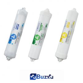 Conax İnline Ön Filtre Seti - Kapalı Kasa - GAC Karbonlu