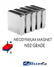 Neodyum Mıknatıs N52 Süper Güçlü