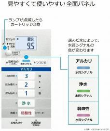 Panasonic Alkali Su Arıtma Cihazı- Japon