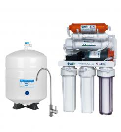 Puretech PR 2A Pompalı Su Arıtma Cihazı - ÜCRETSİZ KARGO