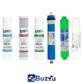 Puretech PR 2A ve PR 2B Modeli Orjinal Yedek Filtre Seti Fiyatı