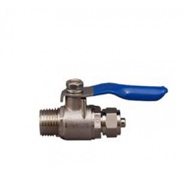 Su Arıtma Küresel Vana - 6 Lık Hat Alma Vanası Fiyatı